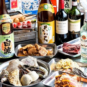 セルフグリルパラダイスBBQ&カキ小屋 ゲッコ GEKKOのおすすめ料理1