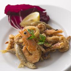 料理メニュー写真海の幸のフリットミスト