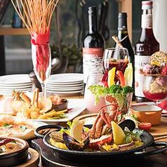 ワイン食堂バル deRicotta 刈谷店の写真