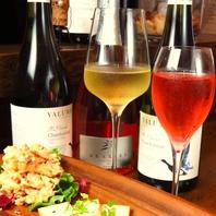 月替わりワインを堪能。昼からも飲める魚町一丁目の特権