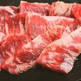 肉への妥協は一切なし!ジューシーに焼き上がり、肉汁滴る逸品を多数ご用意しております!