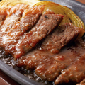 料理メニュー写真国産サーロインステーキ