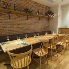 5~8名様でご利用が出来る、テーブル完全個室ご用意。