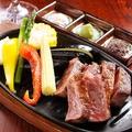 料理メニュー写真近江牛の炭火焼
