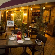 Spanish Italian Azzurro520+caffe costa de terrazzaの写真