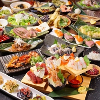 各種宴会最適な宴会コース多数ご用意!
