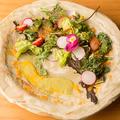 料理メニュー写真四季折々の畑のサラダ