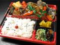料理メニュー写真お魚弁当