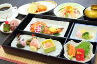 平日ランチ限定(要予約)『春の旬菜弁当』2000円(税別)