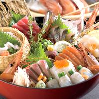 鮮魚が自慢!美味しいお刺身をどうぞ♪