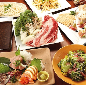 土間土間 池袋西口丸井上ル店のおすすめ料理1