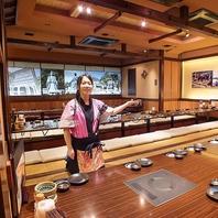 東京駅周辺で個室や半個室もある便利な居酒屋なら