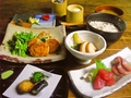 料理メニュー写真4000円会席コース