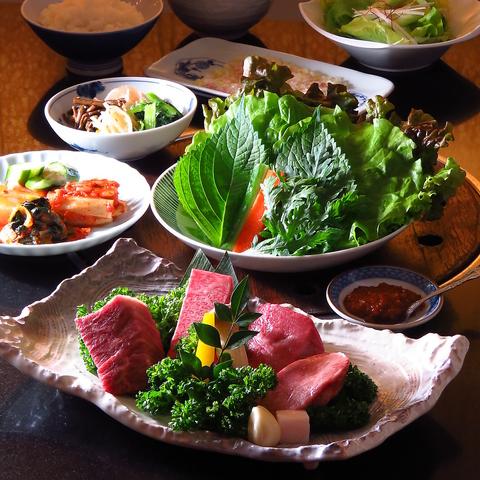高級なお肉を贅沢に厚切りでお楽しみいただけます!