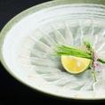中央市場より毎日仕入れる新鮮な魚介が美味い!