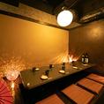 8名様~10名様★高田馬場駅周辺の個室居酒屋をお探しでしたら是非、個室居酒屋 なごや香 高田馬場店をご利用ください