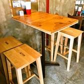 2名様~4名様用テーブル席