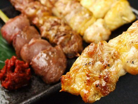 京急蒲田駅すぐ!幻の『会津地鶏』料理が自慢のお店。貸切宴会は15名様~OK!!