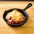 料理メニュー写真フルーティートマトソースのチキンカツレツ
