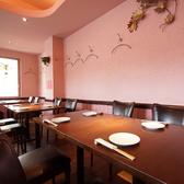 INDY BELL インディベル レストランの雰囲気2