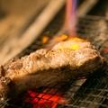 料理メニュー写真スペアリブの炭火焼