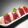 料理メニュー写真【ぼんてん漁港10周年!!】本鮪とビントロの紅白てんこ盛り