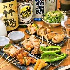 焼き鳥 しろきじ 東京横丁 六本木テラスのおすすめ料理1
