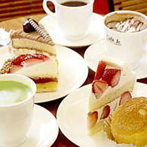 ヨーロピアンスタイルのお洒落な空間で美味しいイタリアン♪ランチやカフェタイムに◎