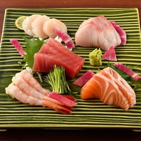 和食好きにはたまらない海鮮料理店♪