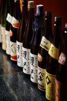 日本酒が豊富