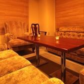【人気】2名~8名様まで対応可能な完全個室を完備。記念日のデートに、女子会に!