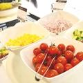 料理メニュー写真<サラダバー>季節の旬野菜