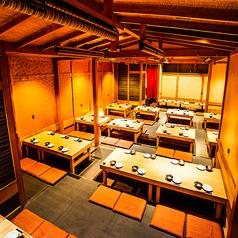 和風空間個室と大山どり炭火焼き 鶏武蔵本店 川崎駅前店の特集写真