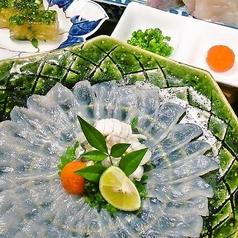 日本料理 花のめのコース写真