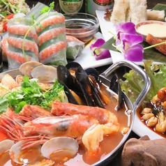 コロニアルキッチン 静岡 本店のコース写真