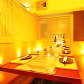 広々とした店内には個室席が豊富にござます!お客様にぴったりの個室をご提供♪