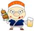 なごやのしんちゃん 栄住吉店のロゴ