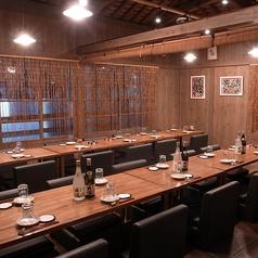 沖縄食堂じまんやの雰囲気1