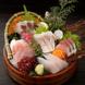旬の新鮮な鮮魚が絶品】