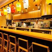 博多の大衆料理 喜水丸 KITTE博多店の雰囲気2