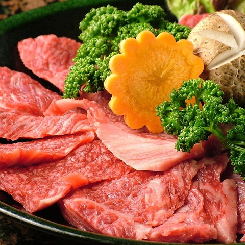 ランチもOK!和牛焼肉 or ジンギスカン +食み放題が各3980円(税抜)!