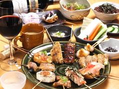 創作串焼 詩穏のおすすめ料理2