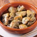 料理メニュー写真シャンピニオンのセゴビア風