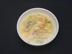 ★玉子スープ/★わかめスープ/★野菜スープ