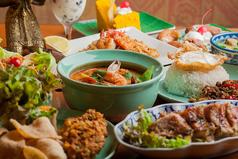 タイ料理レストラン クンテープ 虎ノ門ヒルズ店の写真