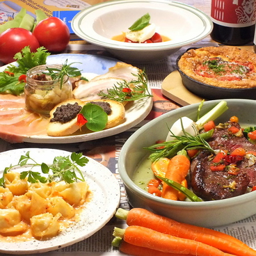 CINQUE IKARIYA チンクエ イカリヤのおすすめ料理1