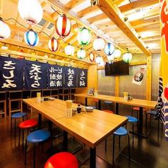 博多の大衆料理 喜水丸 KITTE博多店の雰囲気1
