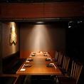 8名様~12名様 テーブル個室