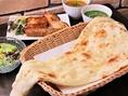 本格ネパール料理をお楽しみくださいませ。