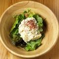 料理メニュー写真うろこ家のポテトサラダ